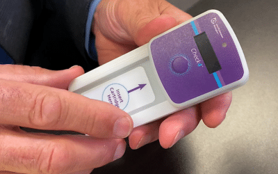 Ohio doctor develops fast self-testing for COVID-19